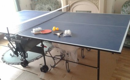 A+ CONDITION TABLE TENNIS FOR