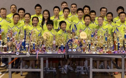 Alameda Table Tennis Club