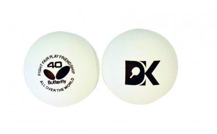 DK Table Tennis Balls | Darius