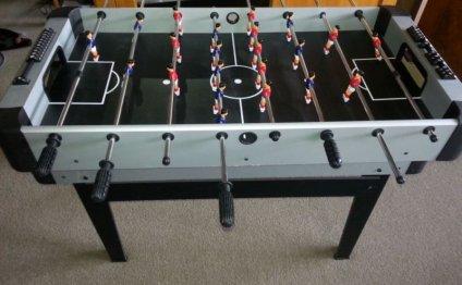 Foos Ball / table soccer