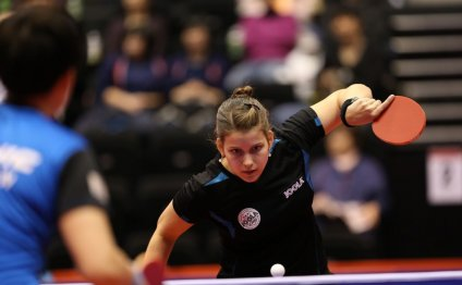 At ITTF Women s World Cup