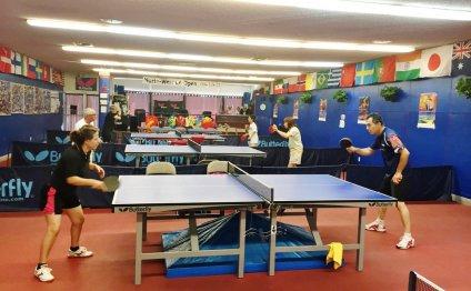 Allen & Sons Table Tennis Club