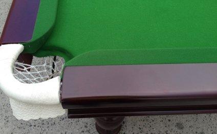PUB SIZE POOL TABLE 8FT SLATE
