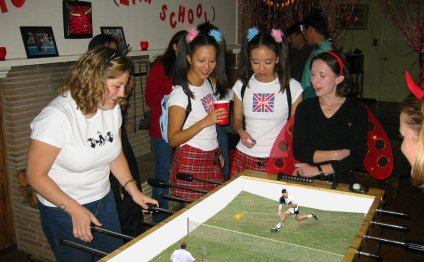 3D table tennis - pictures