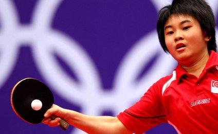 Youth Olympic Table Tennis
