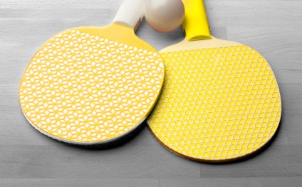 Tabletop tennis is your next