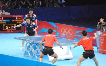 The Rise of Table Tennis and