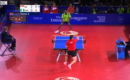 Commonwealth Games Table Tennis