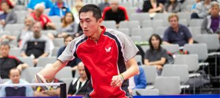 Han Xiao - Table Tennis Coaching: Quick Backhand Topspins