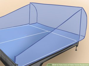 Image titled Take Care of Table Tennis Equipment Step 7