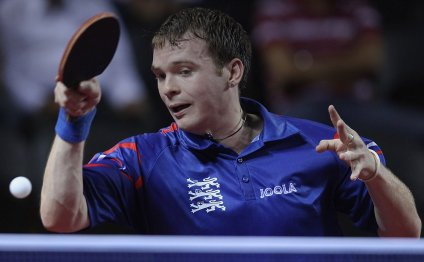 British Table Tennis players