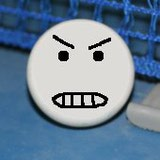 Photo of angry table tennis ball - © Greg Letts, licensed to About.com, Inc.