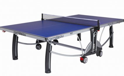 Kettler Match Pro Outdoor Table Tennis Table