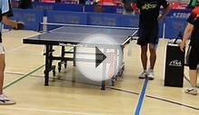 2012 ELISA Cup Sydney Table Tennis HD