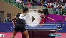 2014 Asian Games table Tennis (卓球) Men Team 3rd match