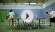 BUTTERFLY Premium 19 Table Tennis