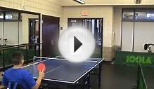 Endeavor Games - Table Tennis tournament
