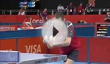 MUST SEE Paralympic Table Tennis Player Dive Shot