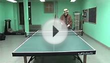 NEW YORK CITY SERIES: PING PONG HUSTLER