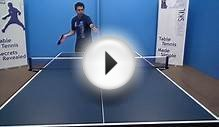 Pendulum Serve in Doubles | Table Tennis | PingSkills