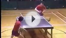 ping pong - Table Tennis