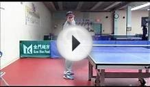 Pro Kills It at Table Tennis With a Samsung Phone for a Paddle