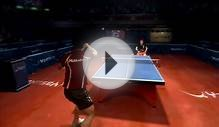 Rockstar Games Table Tennis - Cross Court