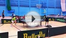 Scottish University Table Tennis Championships 01