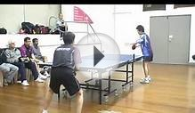 Table Tennis 2011 A Grade Reserve Final Sydney Cherrybrook
