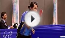 Table Tennis: 2014 Chinese Taipei Junior & Cadet Open