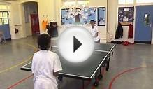 Table Tennis | Basic rules of how to play Table Tennis