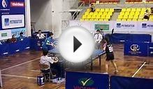Table Tennis Champs: THAILAND vs SOUTH KOREA [C1/5] Thái