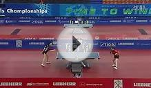 table tennis defence vs defence ping pong