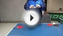 table tennis. New plastic ball