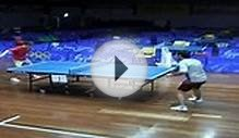 table tennis rally butterfly tenergy 05 Solcion Haifu