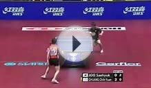 Table tennis- The power of long pimples