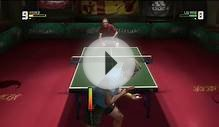 Two Noobs Play: Rockstar Games Table Tennis - Live