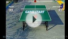 Virtual Table Tennis 3 - iPhone Gameplay Video
