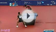 Zhang Jike vs. Yuto Muramatsu Asian Games Table Tennis